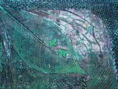 「綠」色版畫-綜合版版畫工作坊