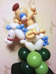 扭氣球工作坊 (謝謝支持!名額已滿)