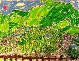 姜旭倫作品《從高處看低處 》