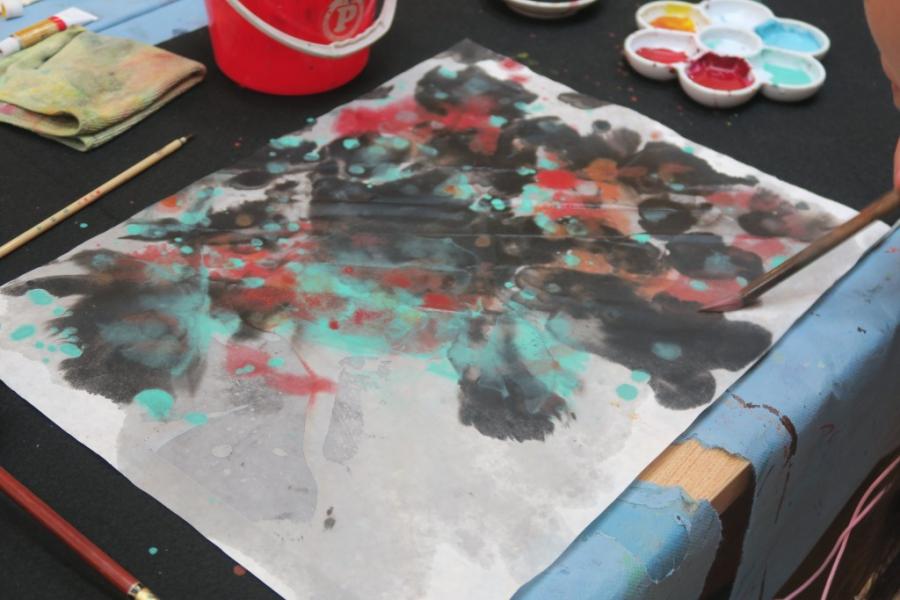 「墨」搏跳動:現代水墨畫工作坊