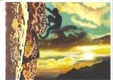 黃永康繪畫作品《勇闖高峄》