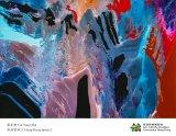 廖東梅繪畫作品《香港精神2》