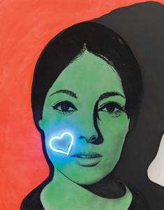 「尼斯派-從波普藝術到偶發藝術」 通達導賞宣傳圖像