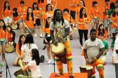 非洲鼓體驗工作坊