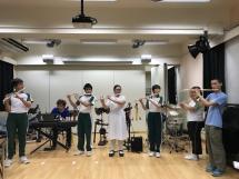 練習長笛合奏