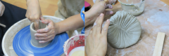 【展能藝術持續培訓】陶藝工作坊:再‧解讀陶泥