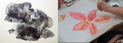 【展能藝術培訓】現代水墨畫工作坊—基礎班