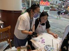 【點新聞】團體與Cafe合辦Art Jamming  冀令都市人放鬆心情