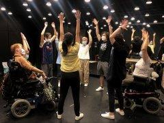「交換所能」滙豐香港社區節:身體感知工作坊